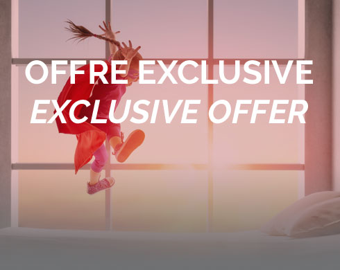 Exclusive offer ! Available only in hotel website !