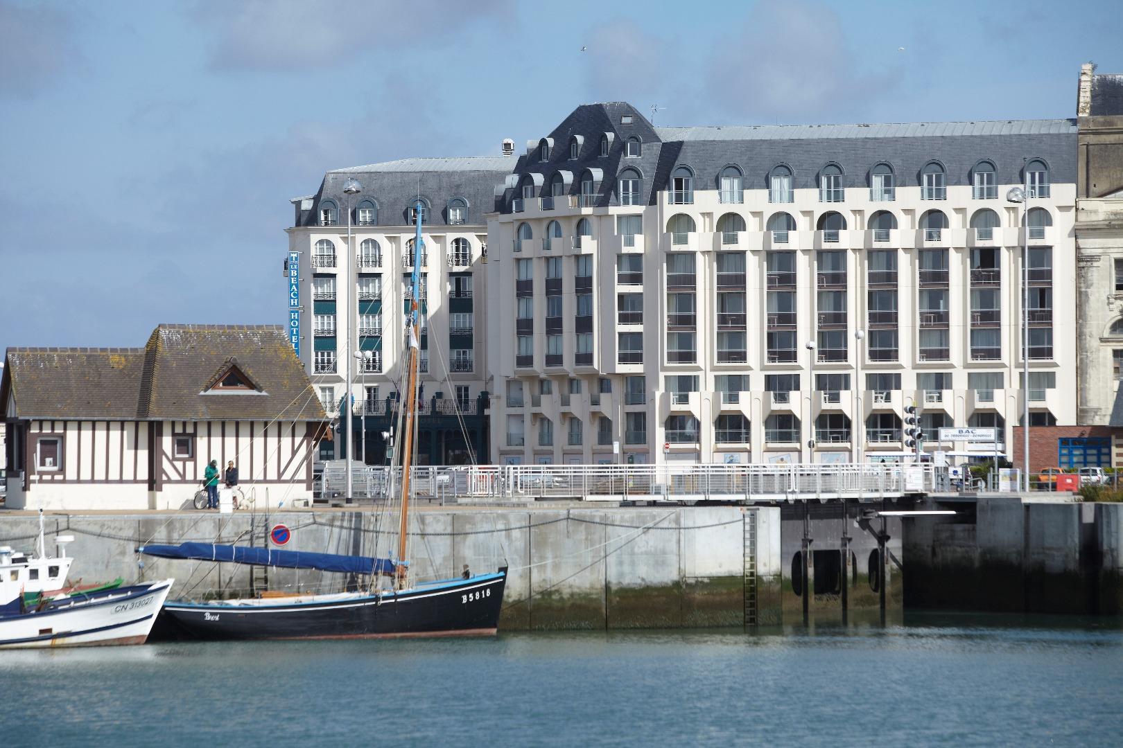 Residence du Port à TROUVILLE SUR MER