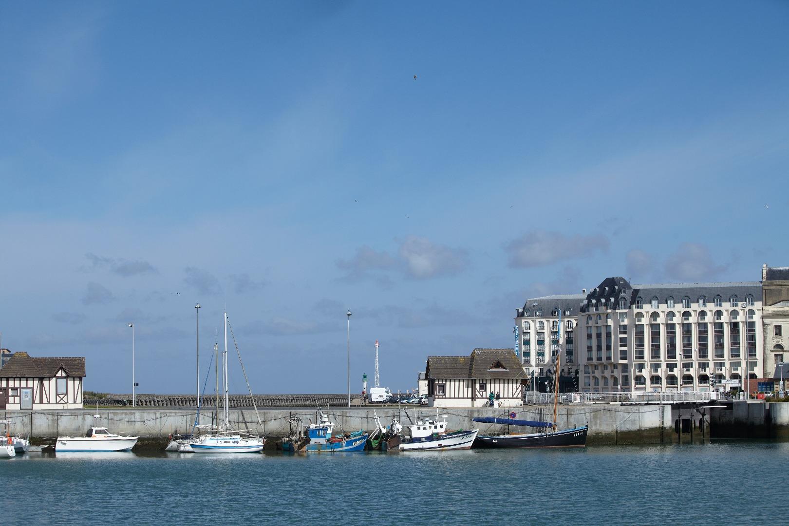 Residence du port in Trouville sur mer