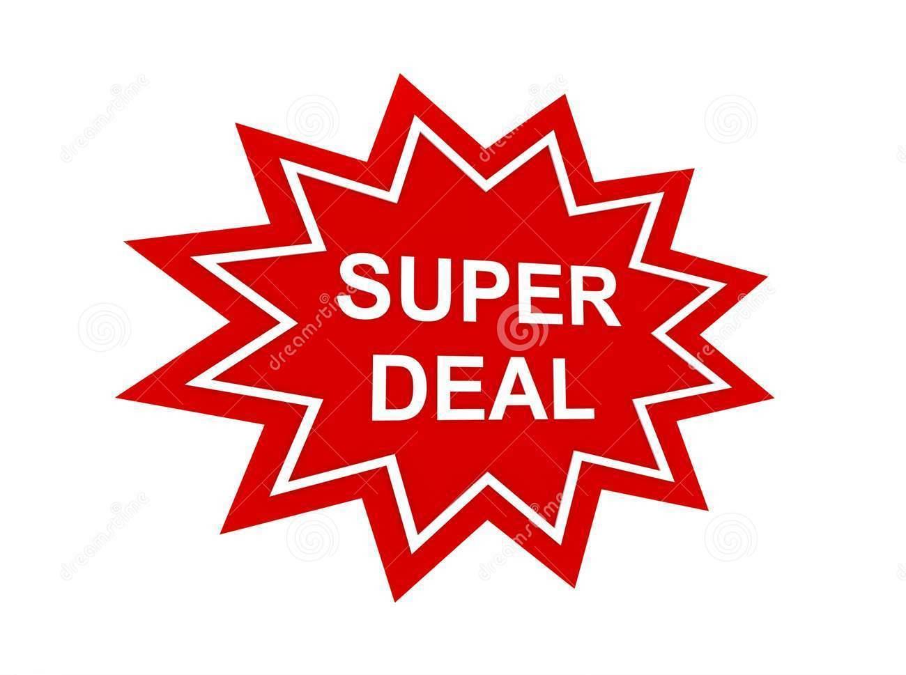 Super Hot Deal - RO