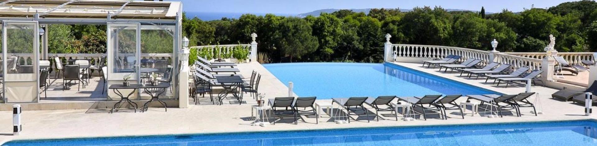 Hotel mas bellevue in Saint tropez