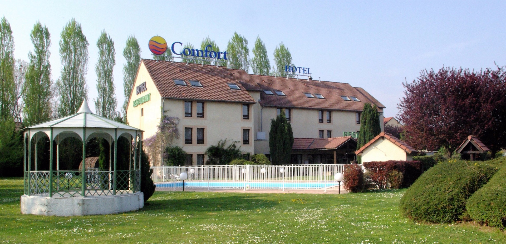 Comfort hotel beaune à Beaune
