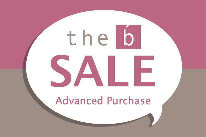 U201dthe Bu201d SALE ADVANCED PURCHASE