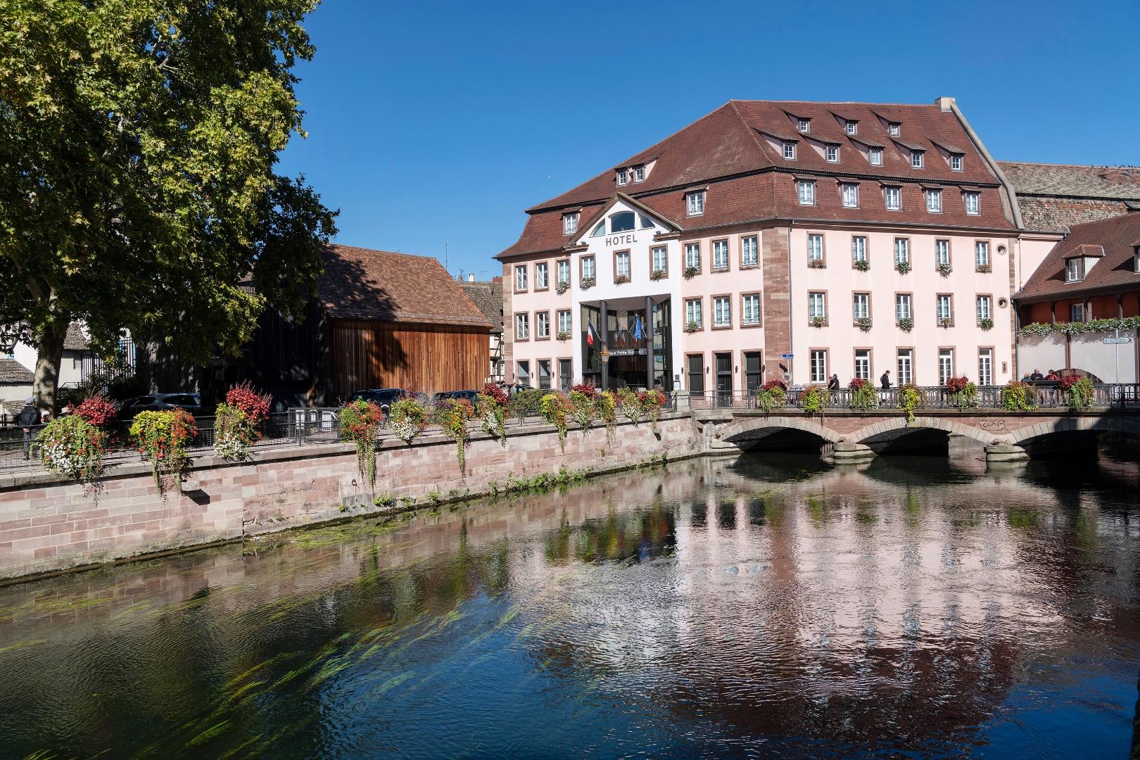 Hôtel régent petite france & spa in Strasbourg