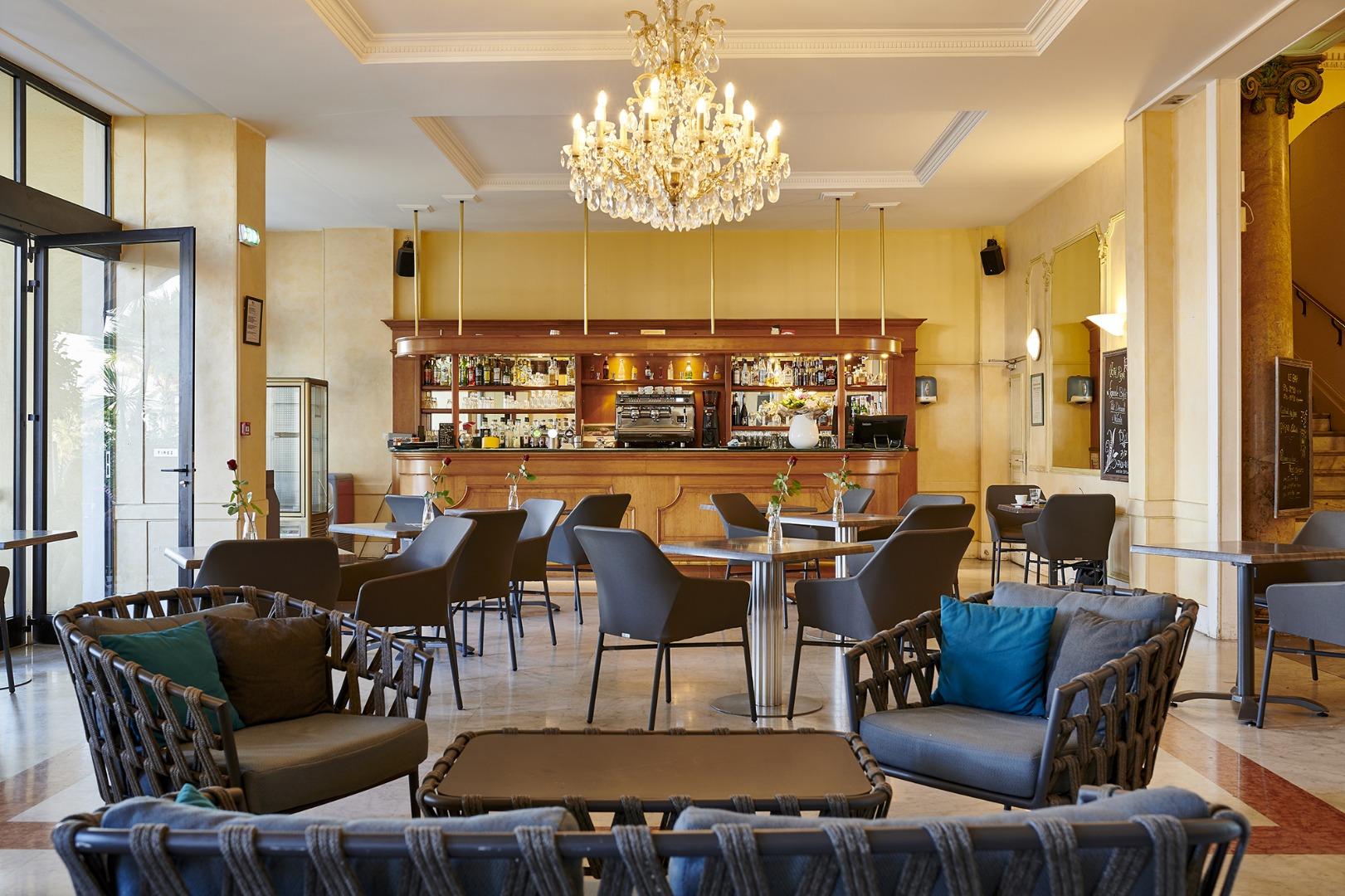 Hôtel vacances bleues - le royal à