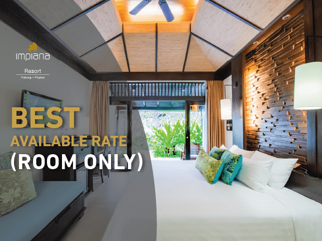 Best Available Rate (Room only)