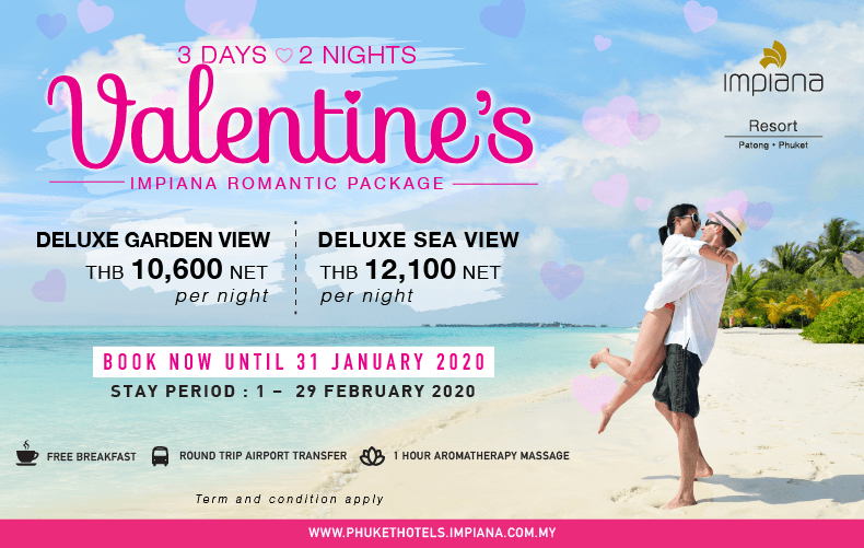 Valentine-Romantic-Package-Impiana-3D2N