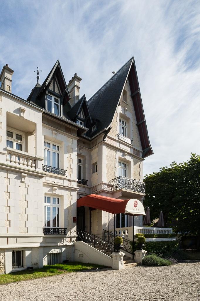 Villa 81 in Deauville