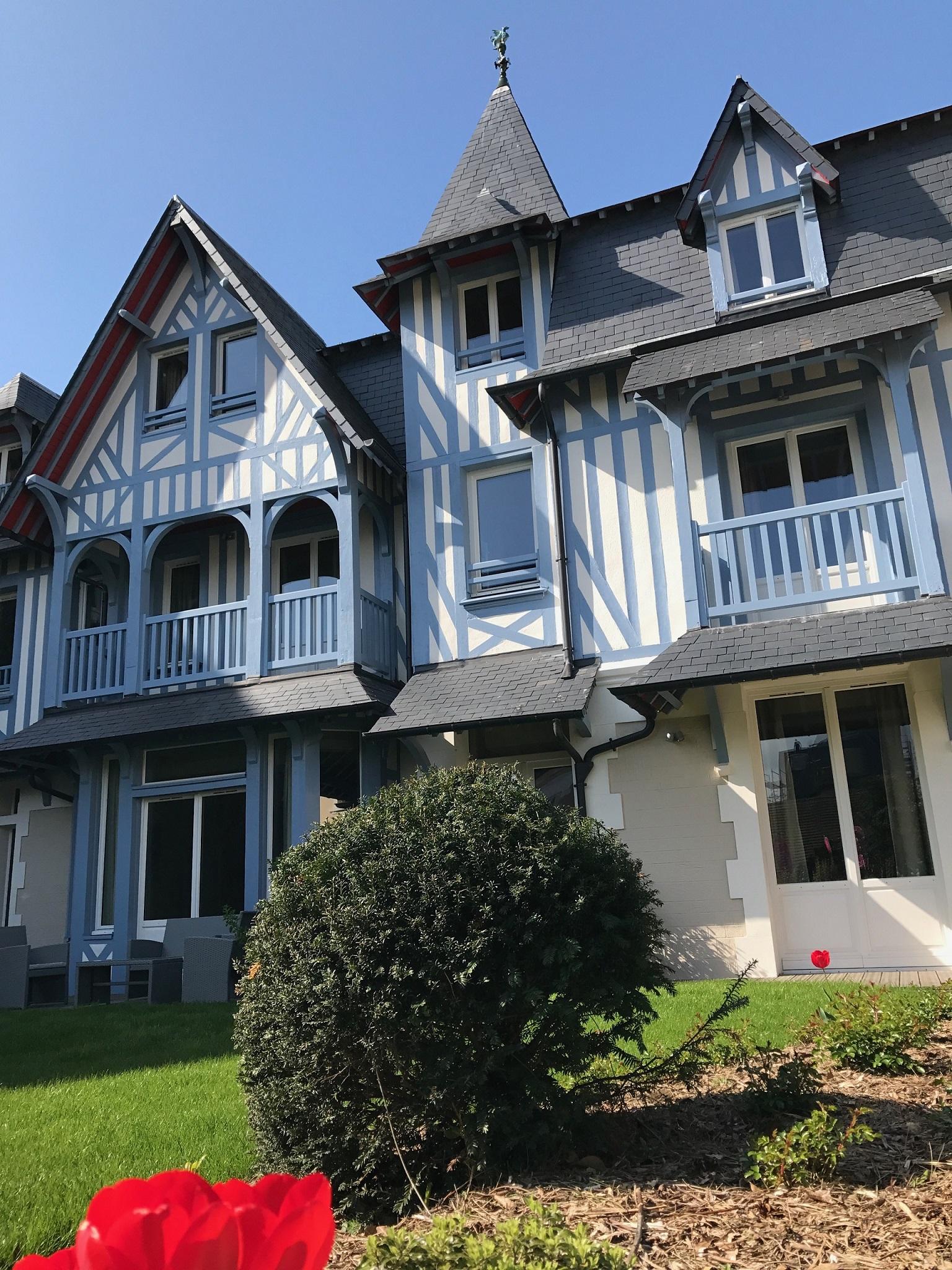 Villa odette à Deauville