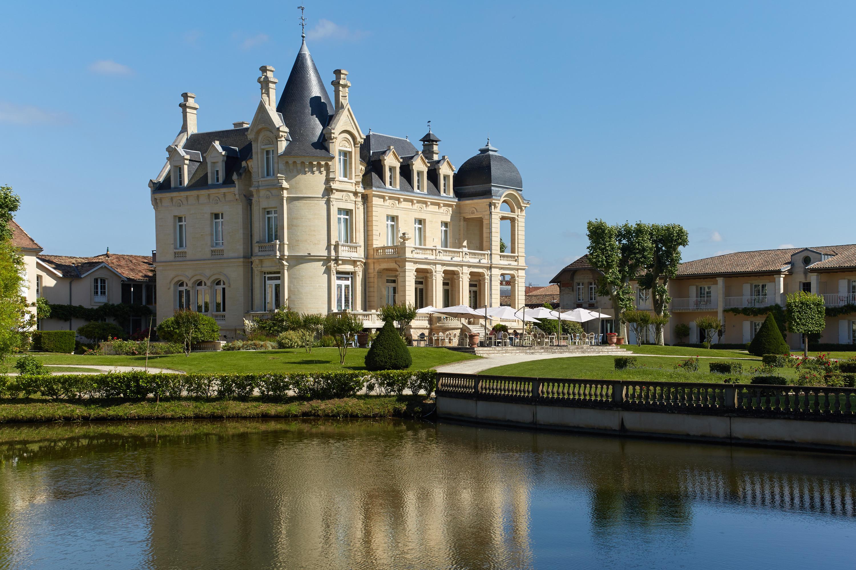 Château hôtel et spa grand barrail - saint-emilion à Saint-emilion