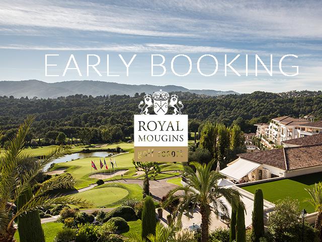 Royal Mougins Golf & Resort in Mougins - Book a hotel Royal ...