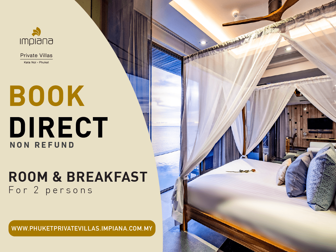 Best Available Rate (Room with Breakfast)