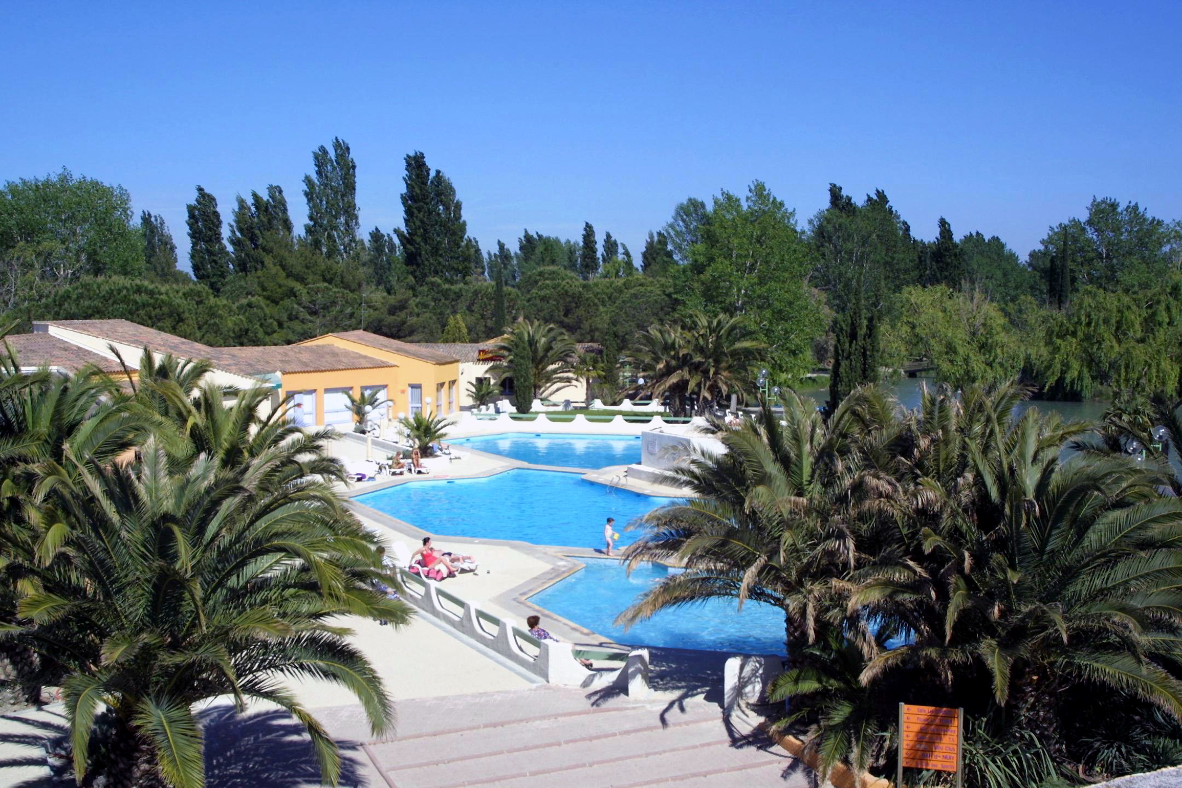 Residence club village camarguais in Arles
