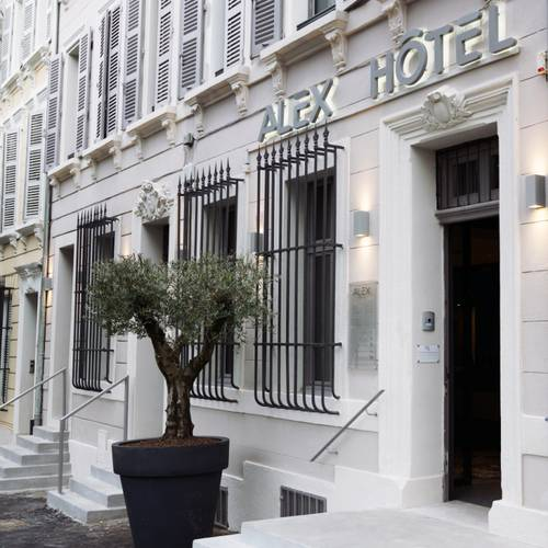 Alex hôtel in Marseille