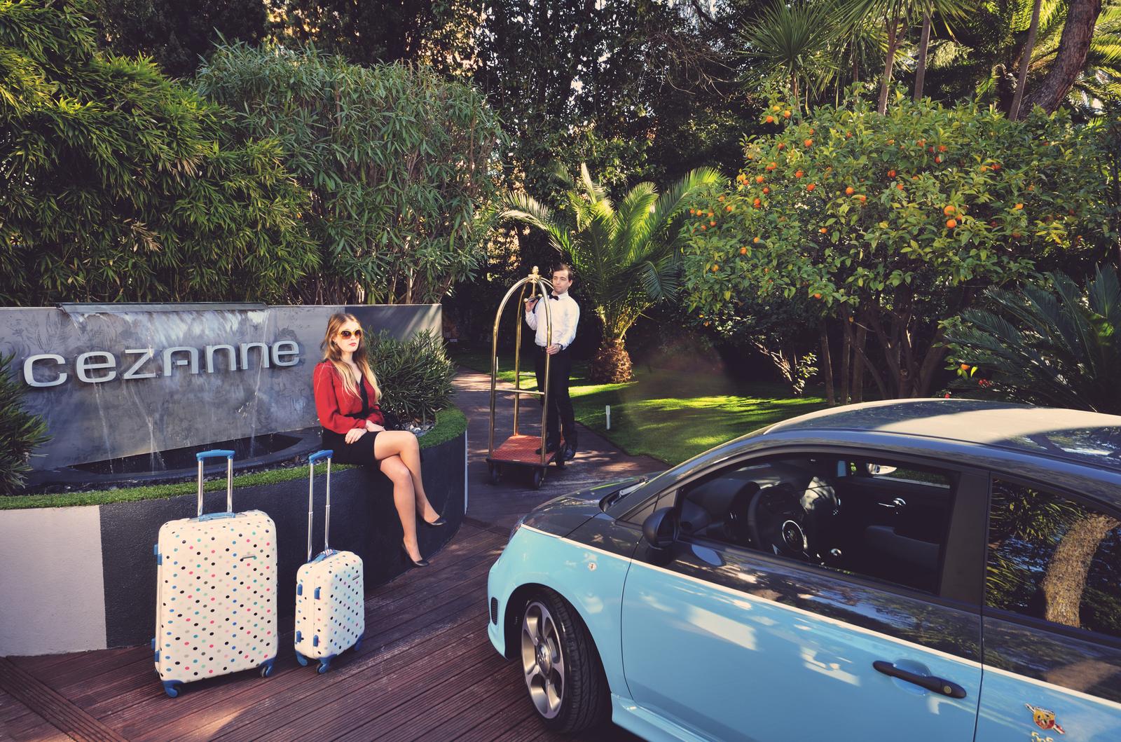 Hotel cezanne à Cannes