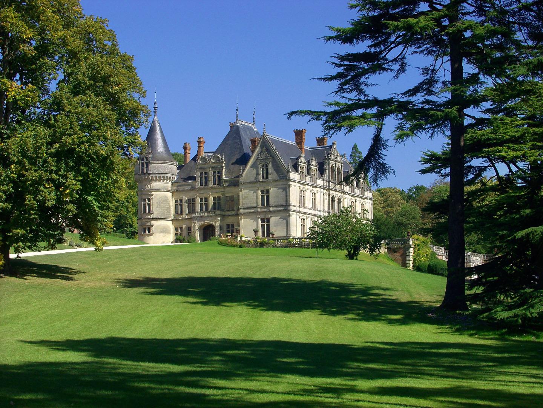 Chateau hotel de la bourdaisiere à Montlouis sur loire