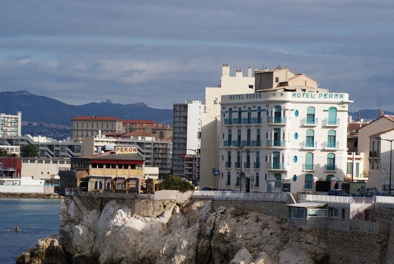 HOTEL PERON à MARSEILLE