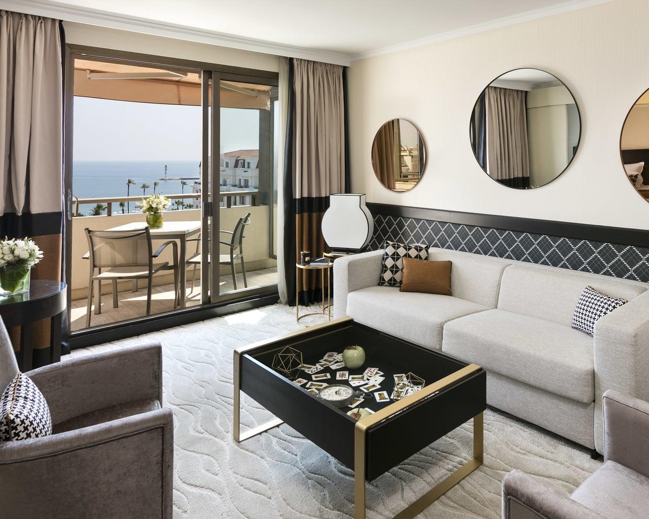 Hôtel Barrière Le Gray d'Albion Cannes à